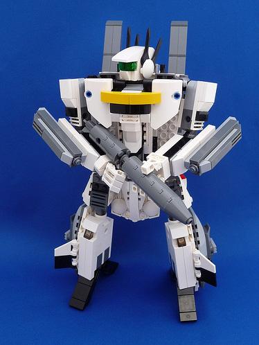LEGO Skull Leader Super Valkyrie
