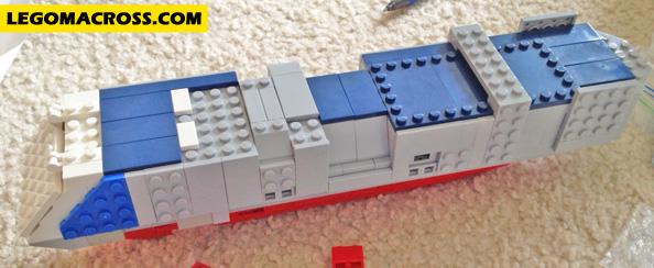 Lego Daedalus Part I