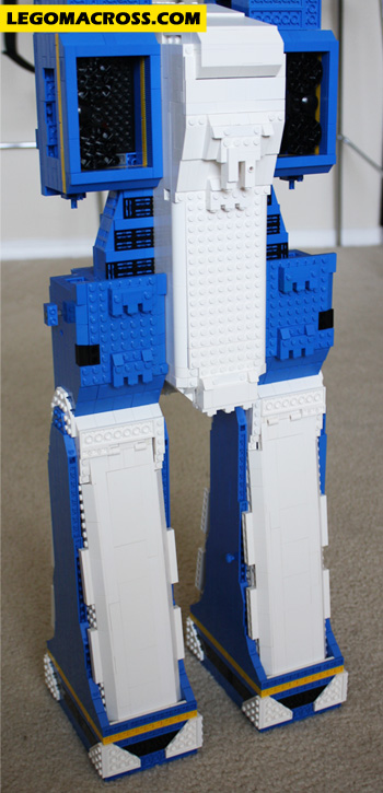 SDF-1 Front (After Transformation)