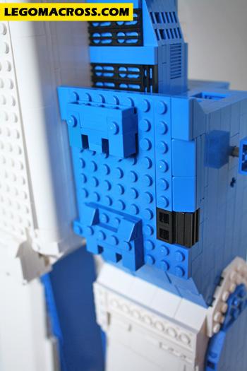 LEGO SDF-1 Legs